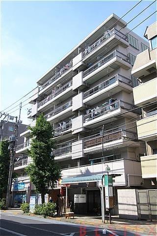 白山コーポビアネーズ 2階