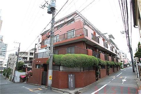 マンション小石川 4階