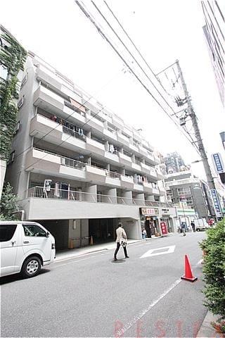湯島武蔵野マンション 202
