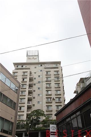 ヴィラロイヤル文京西片 7階