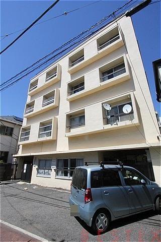 小石川マンション 4階