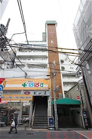 神楽坂サニーマンション 4階