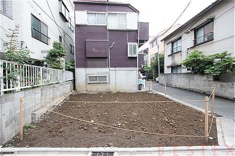 千駄木4丁目売地(48.60)