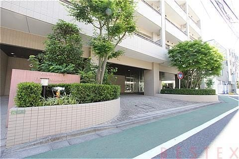 小石川ザ・レジデンスイーストスクエア 3階