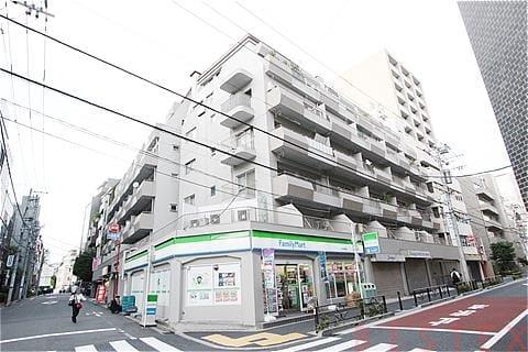 湯島武蔵野マンション 2階
