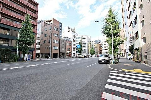本郷壱岐坂通り