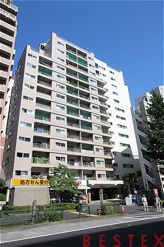 シャトー文京 2階