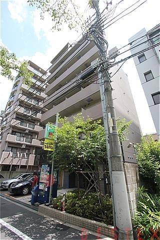 コンシェリア早稲田Green Forest 602