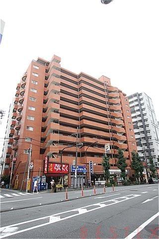 朝日江戸川橋マンション 8階