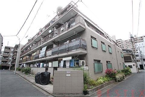 小石川コーポビアネーズ 4階