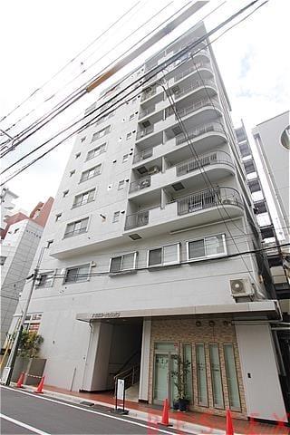 六義園アビタシオン 4階