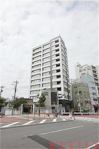 シェフルール駒込駅前 13階