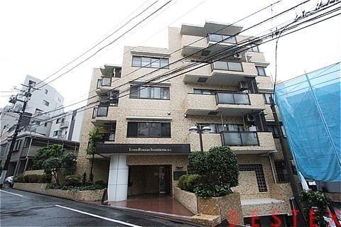 ライオンズマンション小石川第三 1階