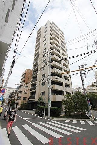 パークハウス駒込六義園 13階