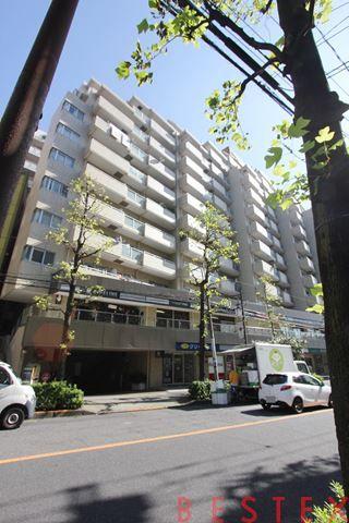 朝日白山マンション 10階