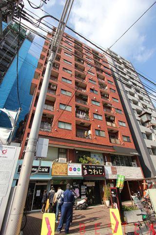 トーカンマンション駒込 8階