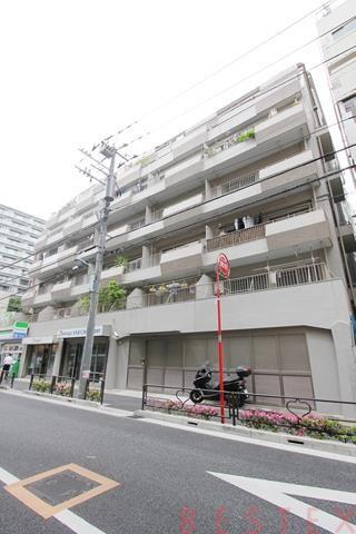湯島武蔵野マンション 3階