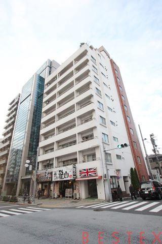 モナーク千駄木 8階