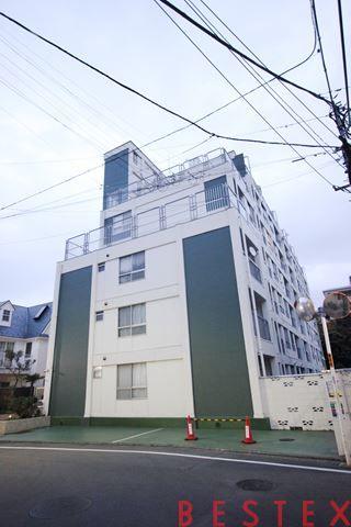 染井コーポラス 3階