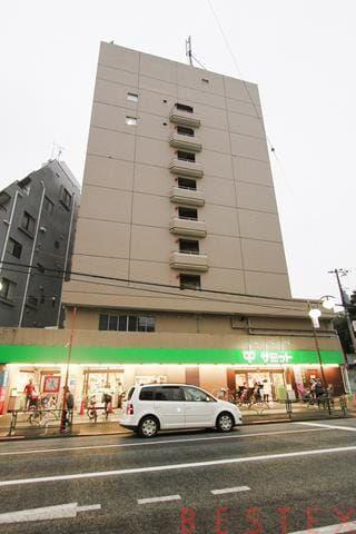 シャルマン文京千駄木 3階