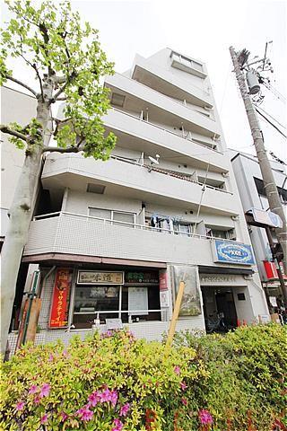 チサンマンション文京千石 4階