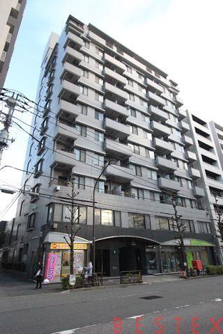 メゾン文京関口Ⅱ 8階