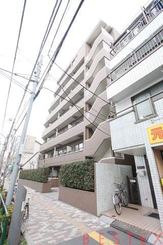 サンパティオ文京千石 2階