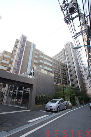 ザ・パークハウス山吹神楽坂 8階