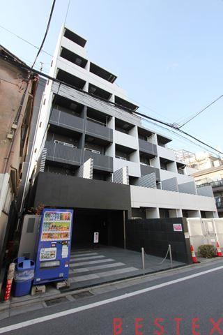 ステージグランデ神楽坂 2階