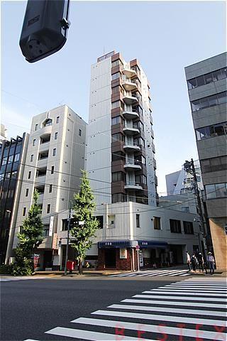 マンション岡 9階