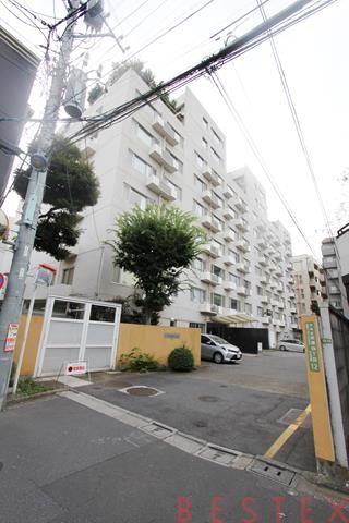 トーア文京マンション 1階