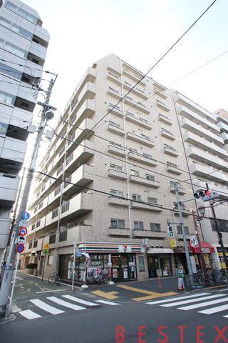 朝日根津マンション 7階