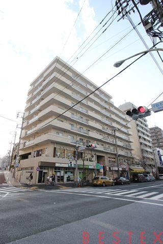 朝日動坂マンション 8階