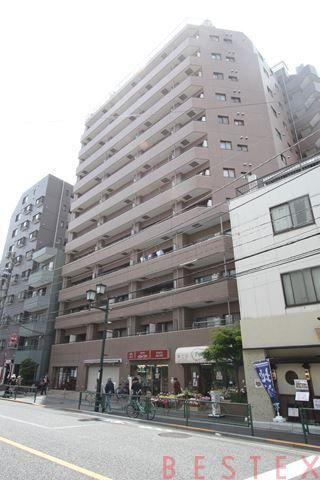 パロス千駄木 3階