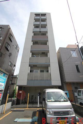 SIN-City西日暮里 2階