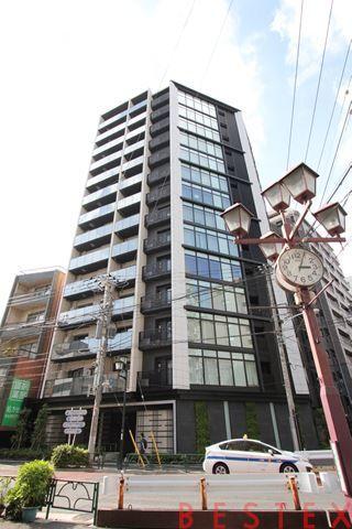 プラウド文京千駄木 2階