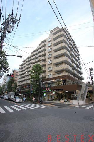 朝日白山マンション 2階